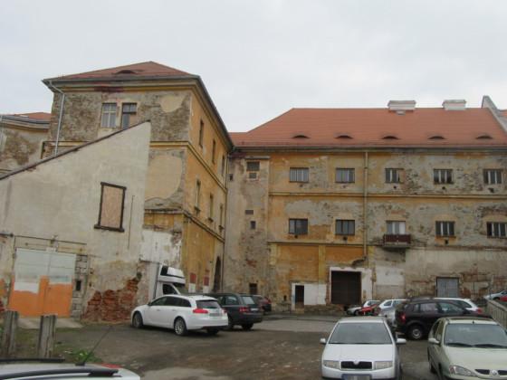 Jesuitenkolleg, Klattau
