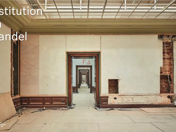 Gemäldegalerie, Umbau in 2018