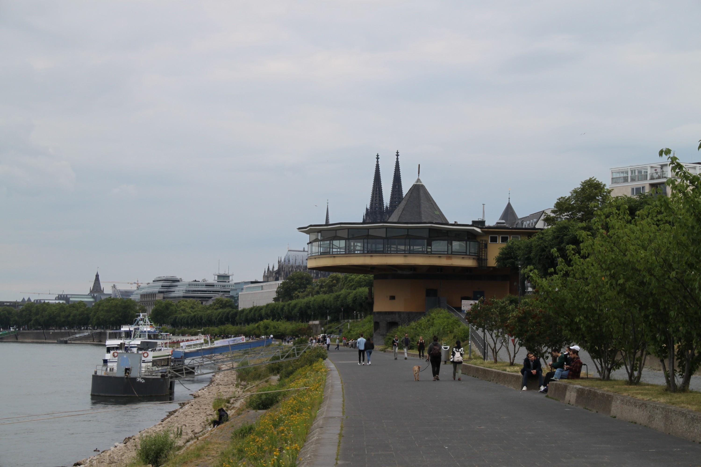 Köln Rundgang im Norden der Innenstadt