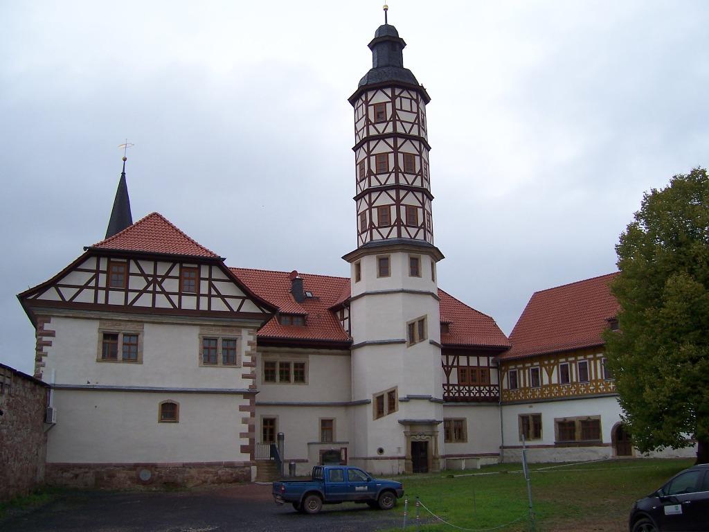 Schloss Marksuhl (3)