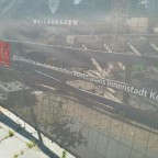 Rudolfplatz Baugrube