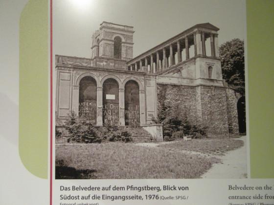 Belverde auf dem Pfingstberg