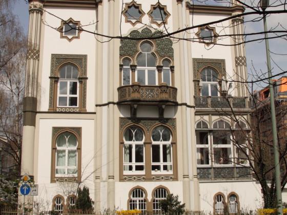 Eschenheimer Anlage