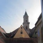 Dinkelsbühl_Turm der St.Paulskirche
