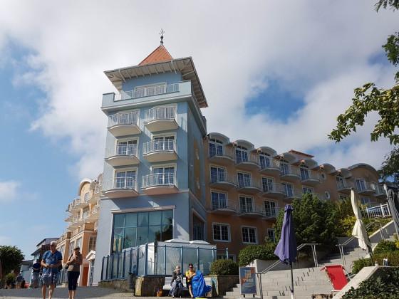 Sellin auf Rügen, August 2020