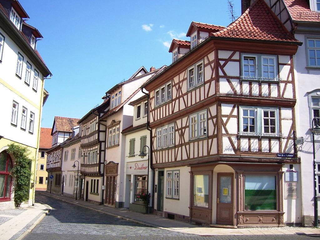 Vor dem Schlosse (2)
