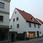 Häuser an der Thomästraße