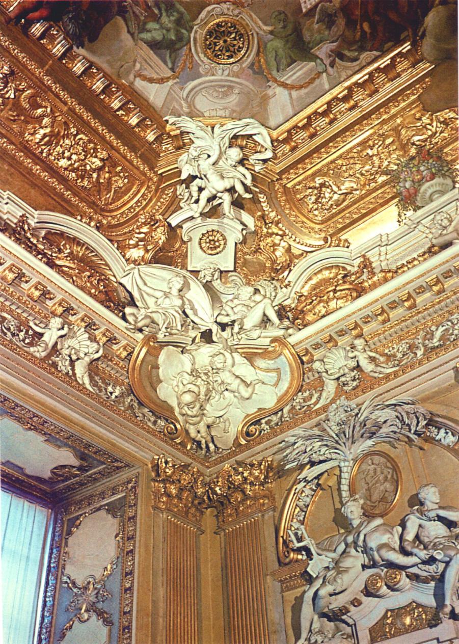 Schloss Berlin Rittersaal 1944b