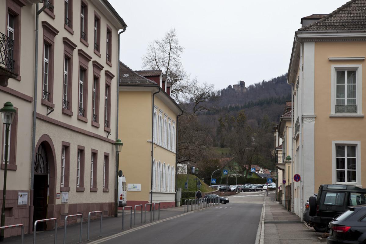 Stephanienstraße Baden-Baden