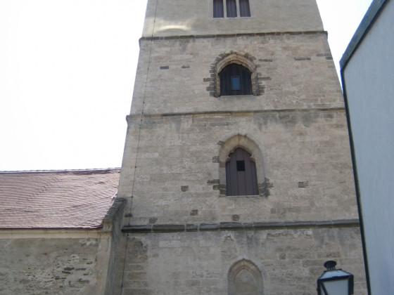 Turm der Frauenkirche (innen Kriegergedächtnisstätte)