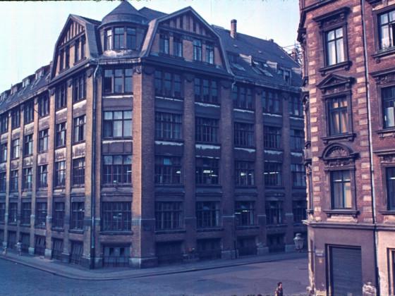 11 Heinrichstraße Ecke Täubchenweg