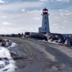 Mein Aussflug zum Leuchtturm in Peggy`s Cove