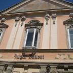 Interessante Fassade um 1800