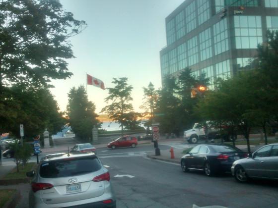Halifax, Tor des Atlantiks