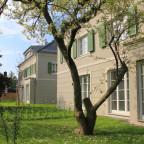 Garten Doppelhäuser