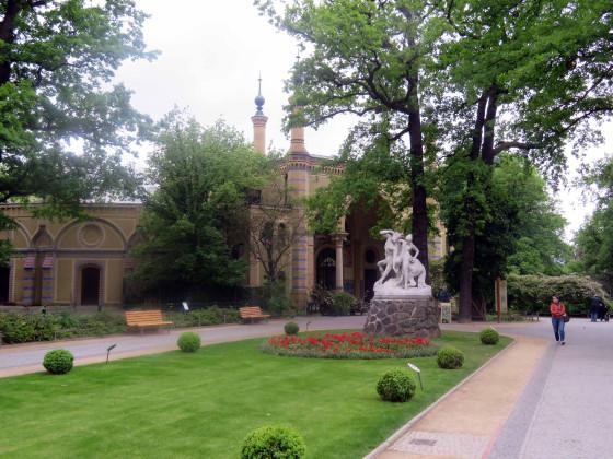Berlin_Zoologischer Garten
