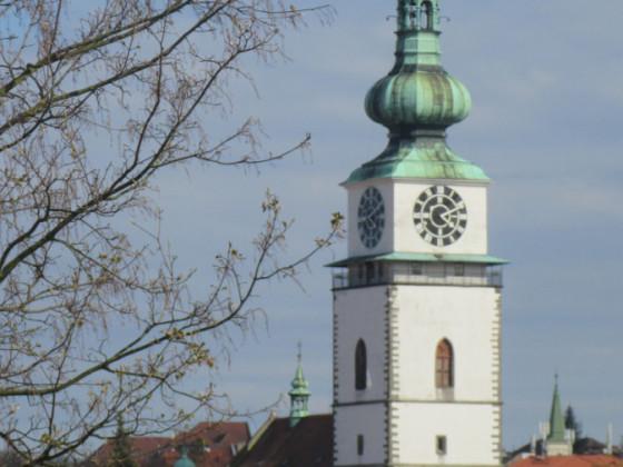 Martinskirche, Trebitsch