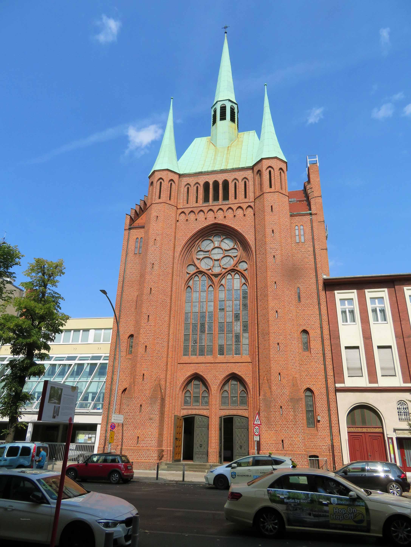 St.-Elisabeth-Kirche