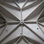 Gewölbe in der Turmvorhalle