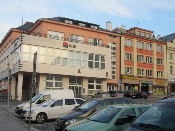 Hauptplatz, Klattau