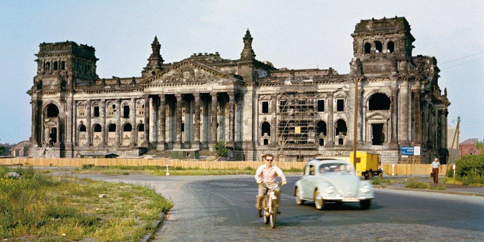 Reichstag 60er
