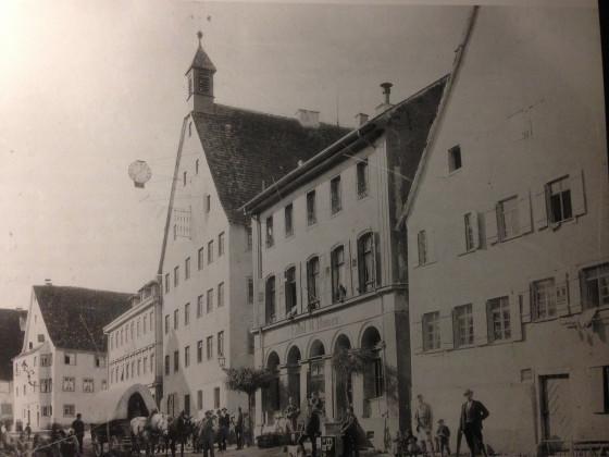 Sonne Ochsen Rathaus Löwen