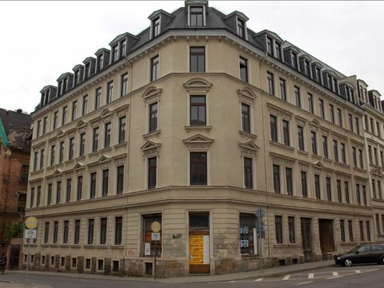 Leipzig Ostvorstadt Talstraße Ecke Sternwartenstraße vorher