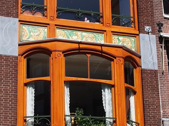 Haarlemmerdijk 140 Amsterdam Architectenbureau Klein gemeinfrei
