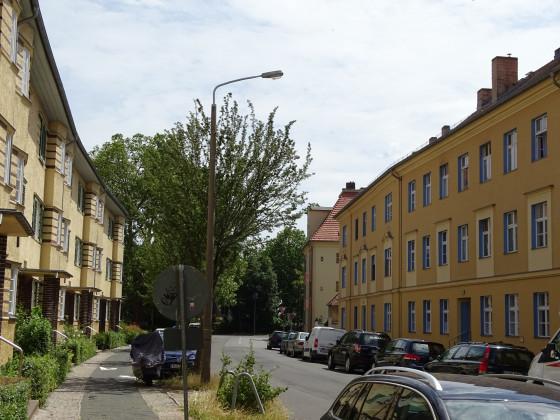 Siedlung Stadtheide Potsdam