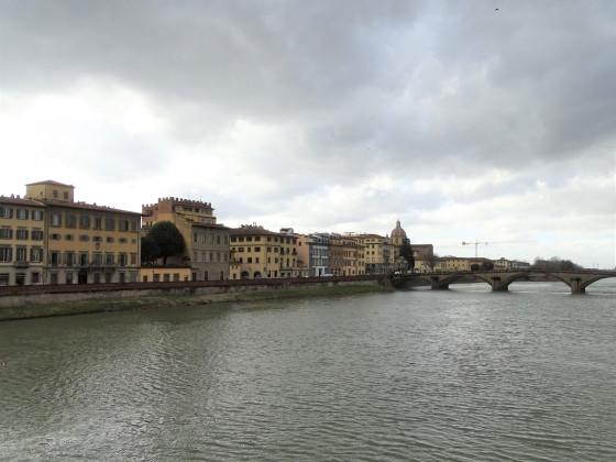 Florenz Ponte Vecchio und Umgebung