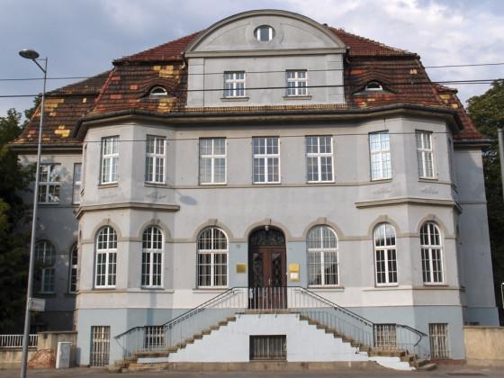 Leipzig Prager Str. 191 König Luise vorher