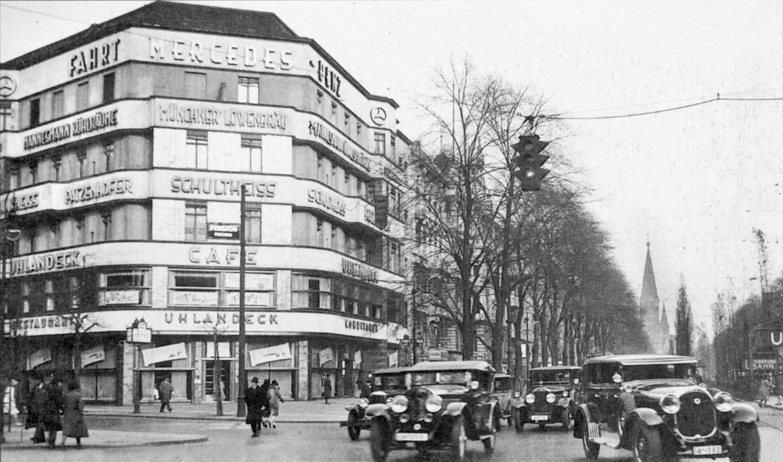 Berlin-Kurfürstendamm