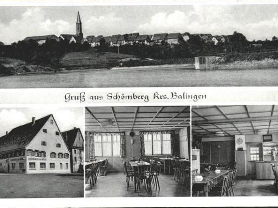 Gasthaus Sonne und Ochsen in Schömberg