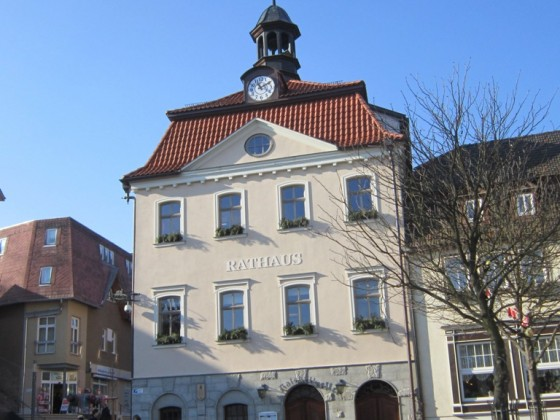 Rathaus neu