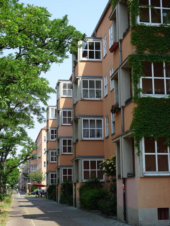 Wohnanlage Rubensstraße Berlin