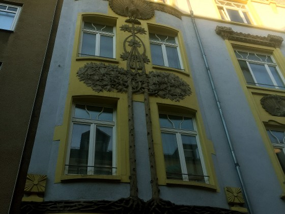 Offenbach Pfauenhaus
