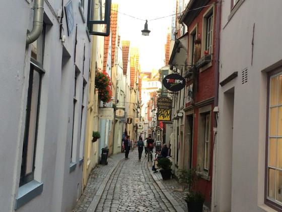 Bremen, Altstadt, Schnoor