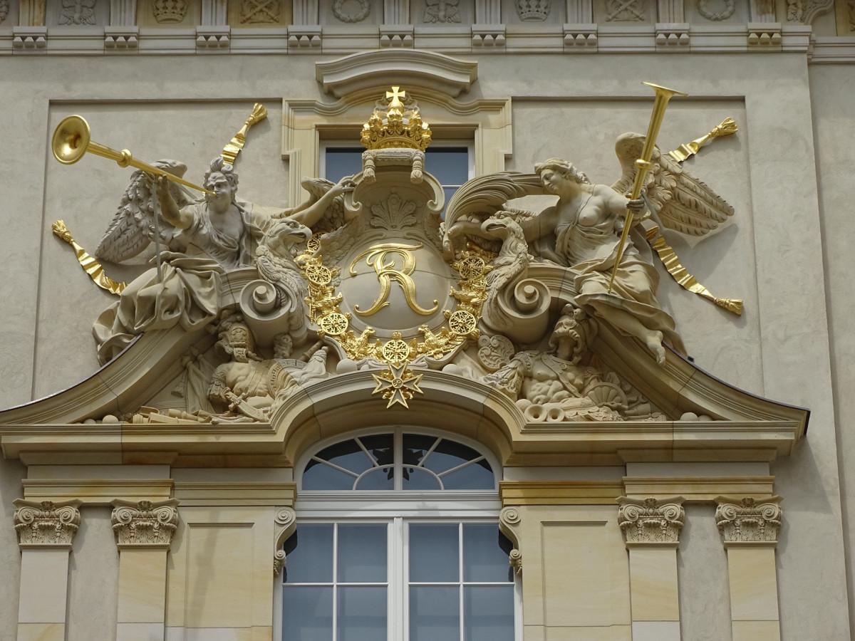Stellapassage Berliner Schloss 12.6.21