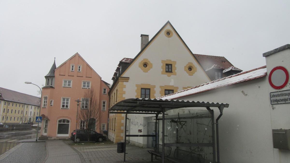 Bahnhofstraße B 148, Neuburg an der Donau