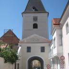 Kremser Tor in Stein (östliches Tor)