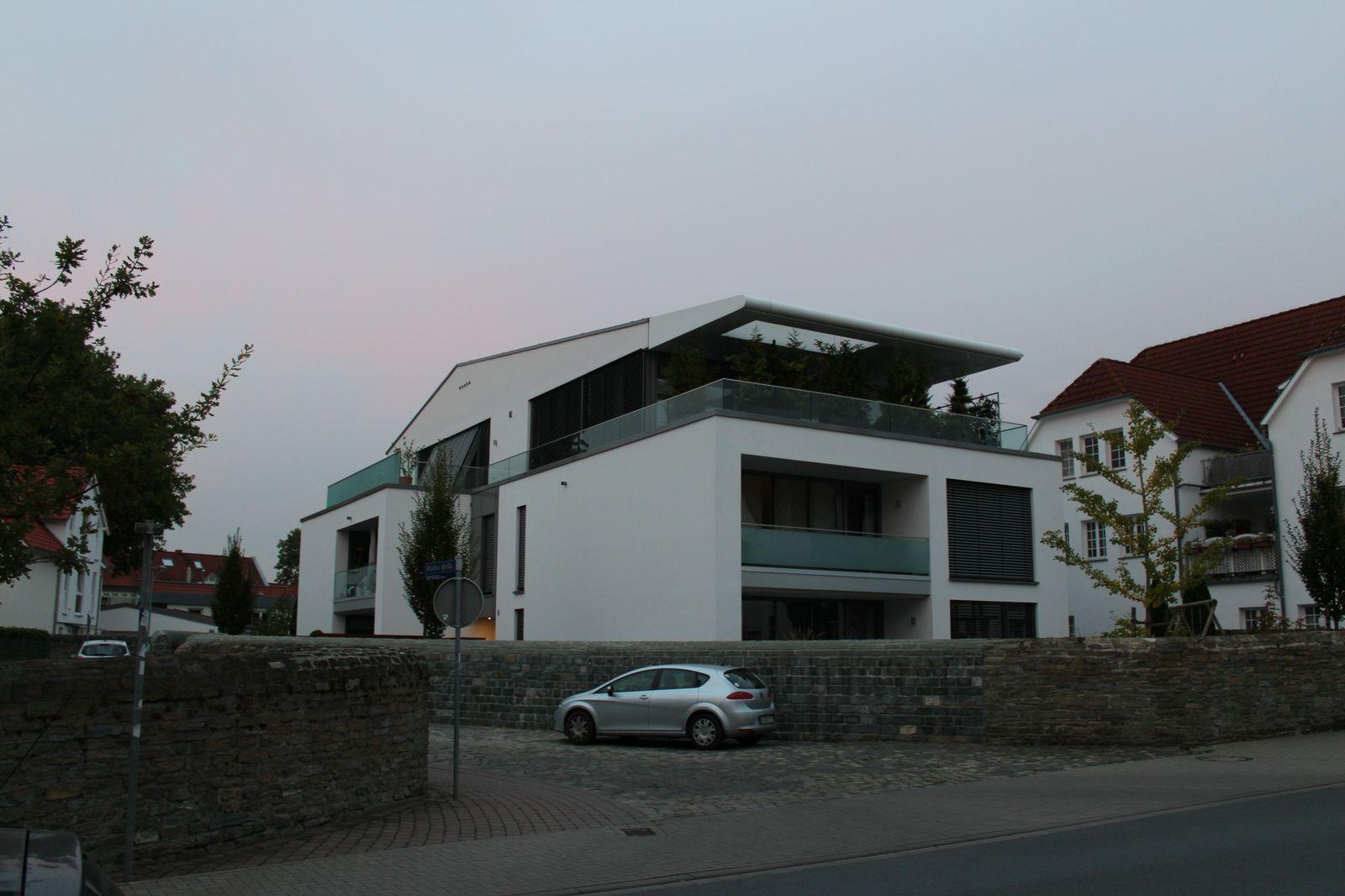 Neubau Thomästraße, Ecke Kleine Helle