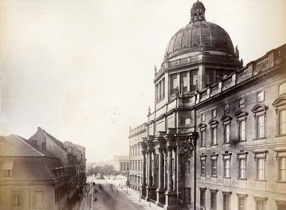 Schlossfreiheit_Berliner Schloss_Portal III_Eosander_vor 1893_01_