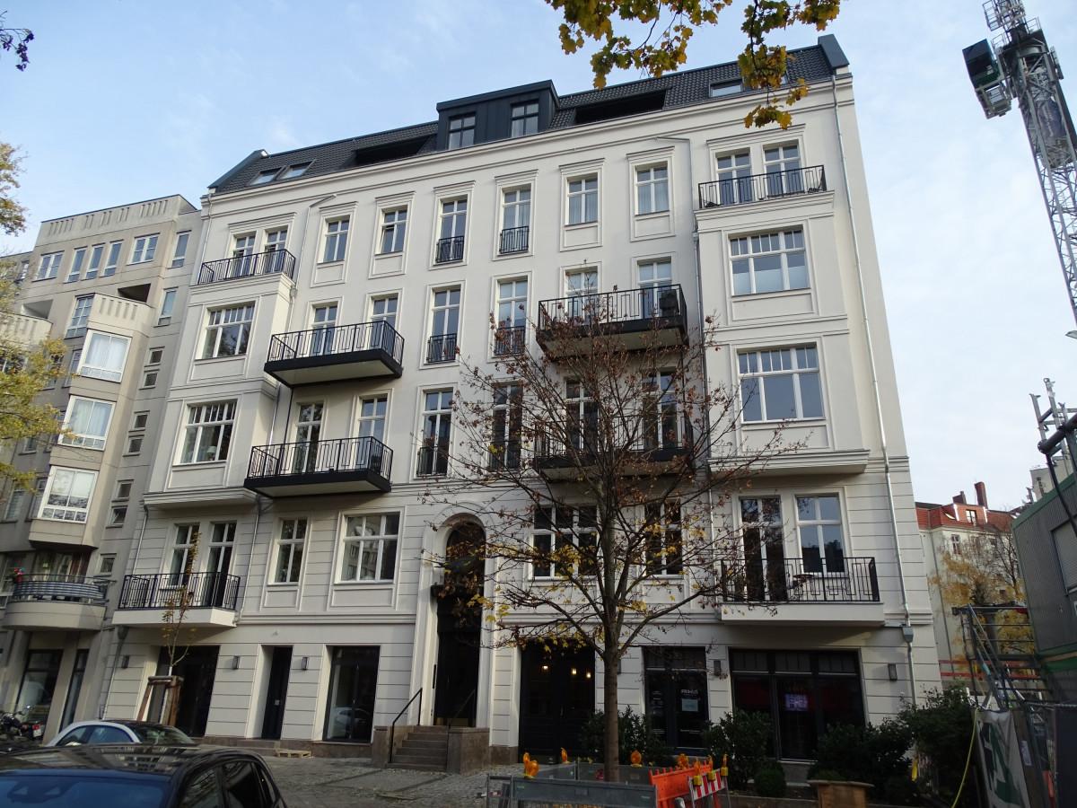 Fasanenstraße Berlin 14.11.20