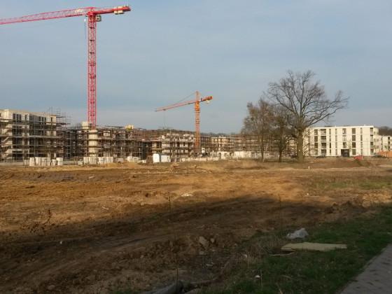 Neubaugebiet Bornstedter Feld