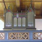 Orgel der Pfarrkirche Kloster Sulz