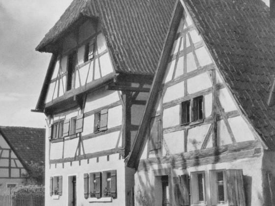 Wolframs-Eschenbach Färbergasse 23, ehemaliges Pfründehaus