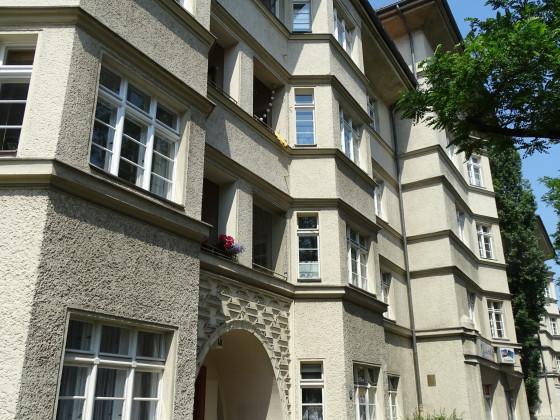 Wohnsiedlung Ceciliengärten Berlin-Schöneberg Juni 2020