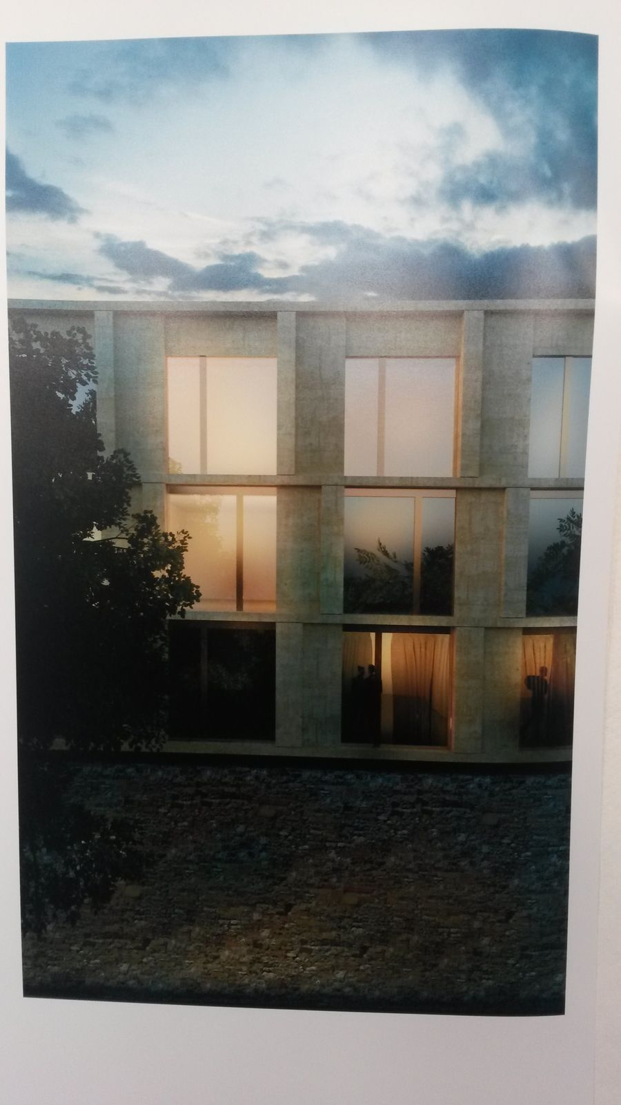 Würzburg Hotel Rebstock Erweiterungsbau