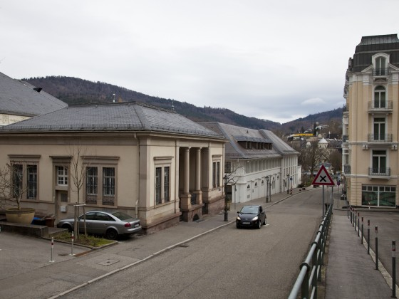 Synagoge Baden-Baden