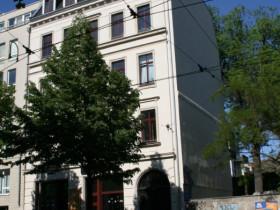 Leipzig-Waldstraßenviertel Waldstraße 4 nachher